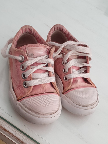 Zapatillas Topper Rosas Nena Talle 23