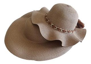 6 Chapéu De Praia Tal Mãe Tal Filha Para Customizar 3 Pares