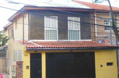 Sobrado Para Aluguel, 4 Quartos, 2 Suítes, Jardim São Paulo(zona Norte) - São Paulo/sp - 807
