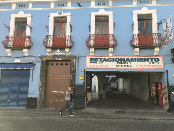 Centrico Local En Puebla Calle Super Comercial
