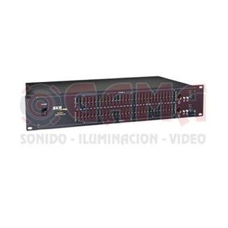 Ecualizador Grafico 2x31 Eq231 Skp 3000928