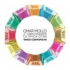 Lp Vinilo Omar Mollo Tango Cosmopolita & Gran Orq Tango