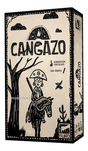 Cangazo Juego De Mesa Scarlet Kids Bureau