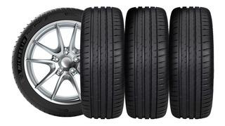 Kit 4 Neumáticos Michelin Pilot Sport 4 Cubierta 225/45 Zr17