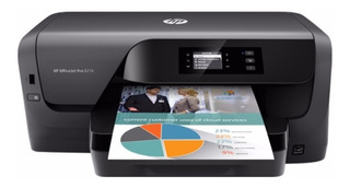 Impresora Hp Officejet Pro 8210 Wifi Doble Faz Auto D9l63a