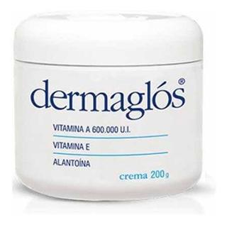 Crema Dermaglós Vitamina A-e-alantoína 200g