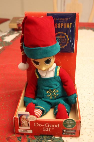 Natal Elfo Do Good Elf Menino App Store P/ iPhone Papai Noel