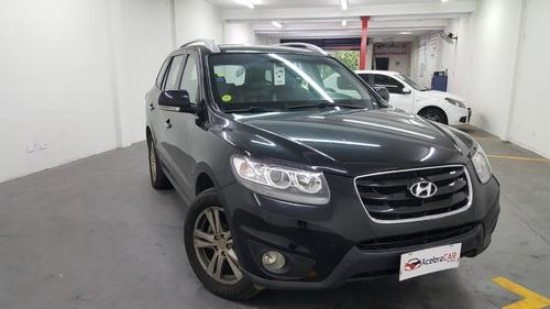 Hyundai Santa Fé Gls 3.5 Automático Blindado
