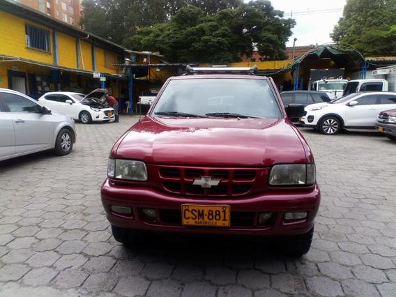 Camioneta Rodeo 4por4