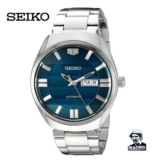 Reloj Seiko Recraft Snkn03 Automatico Original Nuevo En Caja