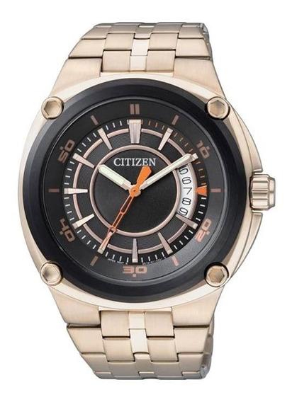 Relógio Citizen Bk2532 Dourado