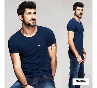 Camisa T Shirt Narkótiko / 100% Algodão - Promoção + Brinde