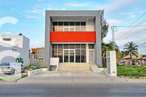 Edificio En Venta Para Oficinas En Cancun En Prol Kabah