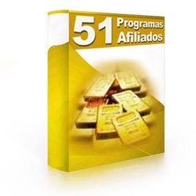 51 Programas De Afiliados (método Novo)