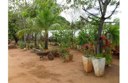 Chácara Rural À Venda, Chácaras Bandeirantes, Araçatuba - Si0003. - Ch0017
