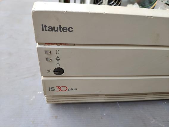 Computador Itautec Xt Is 30 Plus Antigo