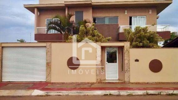 Casa A Venda No Bairro Interlagos I Em Vila Velha - Es. - 1030-1