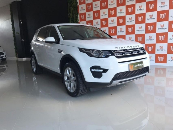 Discovery Sport Hse 2.0 Turbo 7 Lugares Teto Top