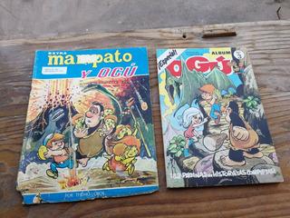 Mampato Y Ogu.el Huevo.