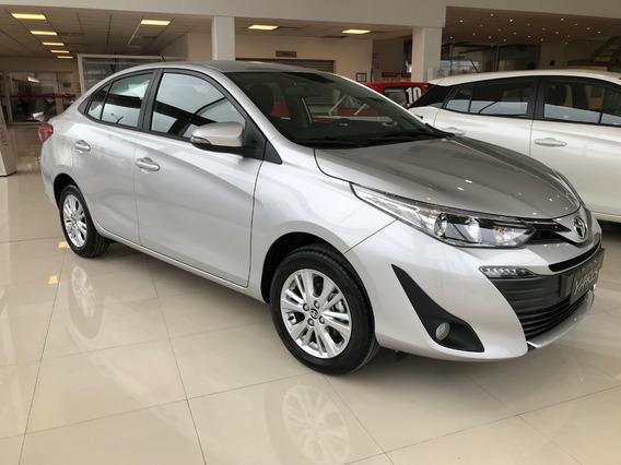 Toyota Yaris Xls Pack Cvt 4 P 0km