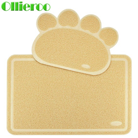 Ollieroo Premium Cat Durable Basura Tamaño... (yellow (m))