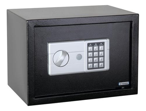 Caja Fuerte De Seguridad Digital Electrónica 25 X 35 X 25 Cm