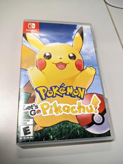 Bundle Pokemon Let´s Go Pikachu + Pokeball Plus