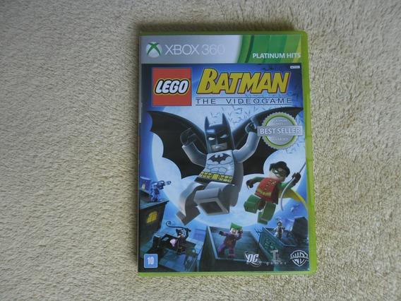 Jogo Batman Lego Xbox 360 Original