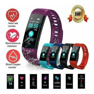 Relógio Pulseira Y5 Inteligente Smartwatch Bracelete Garanta