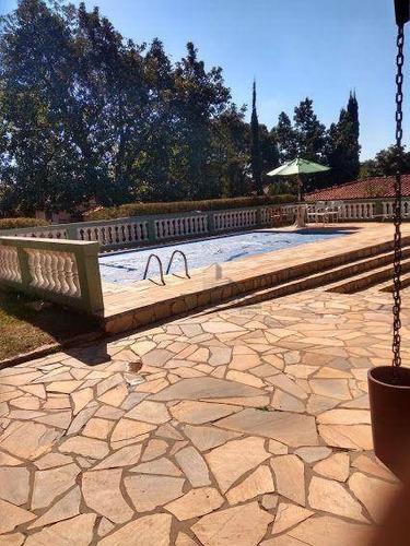 Imagem 1 de 30 de Chácara Com 3 Dormitórios À Venda, 1356 M² Por R$ 780.000,00 - Village Campinas - Campinas/sp - Ch0478