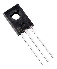 Transistor Bd139 Npn (3 Unidades) Bd 139 Oem