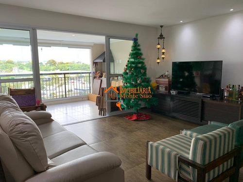 Apartamento À Venda, 154 M² Por R$ 1.431.000,00 - Jardim Flor Da Montanha - Guarulhos/sp - Ap2732