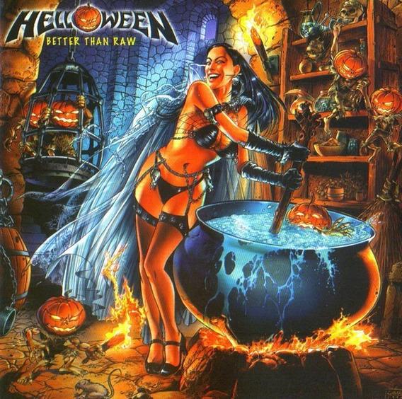 Helloween - Better Than Raw (cd Importado)
