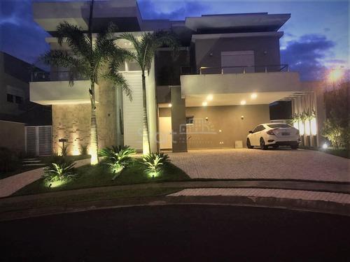 Imagem 1 de 30 de Casa À Venda Em Loteamento Parque Dos Alecrins - Ca002268