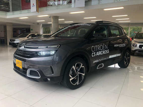 Demo/test Drive C5 Aircross 2020 1.6 Turbo At 4.000 Kms