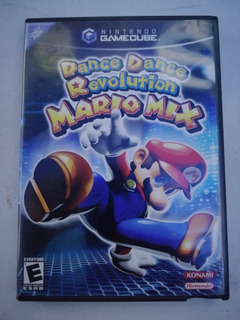 Dance Dance Revolution Mario Mix Gamecube