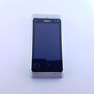 Celular Nokia N8 Prata (nseries)