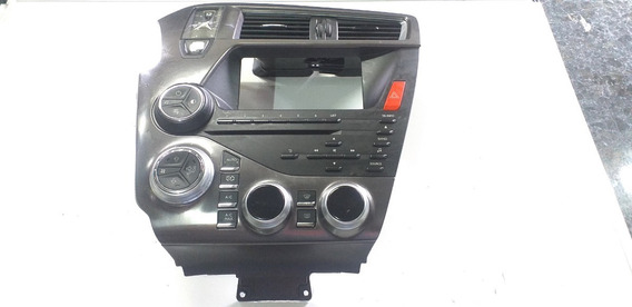 Moldura C/ Botões Radio Difusor Ar Citroen Ds5 2013 2014 15