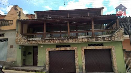 Casa Com 3 Dormitórios À Venda, 300 M² Por R$ 690.000 - Vila Ipanema - Mairiporã/sp - Ca0431