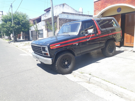 Ford Bronco Xlt 1980