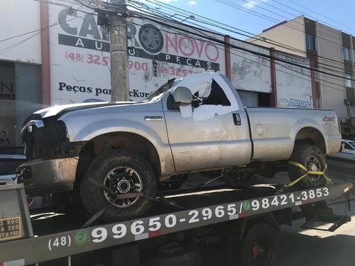 Sucata F250 4x4 Diesel Para Venda De Peças