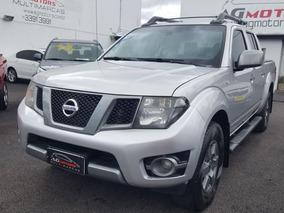 Nissan Frontier Attack 2014 Prata Diesel