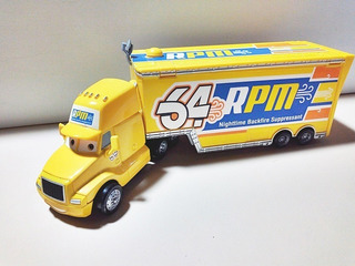 Disney Pixar Cars 1 Camion Rpm Nº 64 Hauler