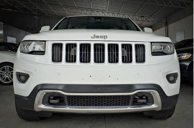 Jeep Grand Cherokee Limited 4x4 3.6. Branco 2013/14