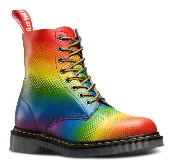 Botas Dr Martens Pascal Pride Colores Unisex Fabiuluzz