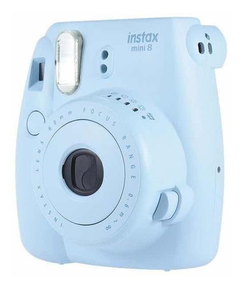 Fujifilm Instax Mini 8 Azul (sem Filme)