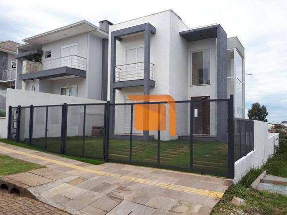 Casa Com 4 Dormitórios À Venda, 170 M² - Reserva Do Arvoredo - Gravataí/rs - Ca1775