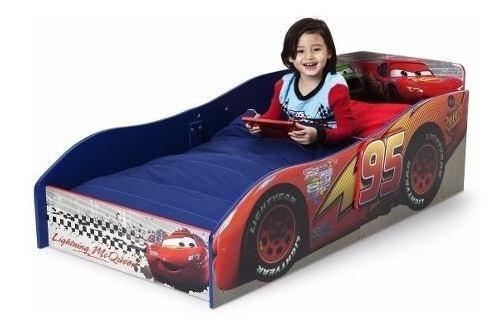 Cama Niño Rayo Mc Queen Disney Toddler Cars