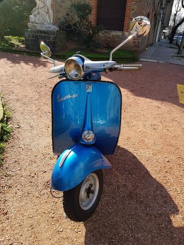 Vespa 1963 Clásica Italiana Serie Vbb