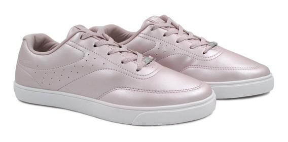Tênis Feminino Casual Retro Azaleia Sneakers Super Leve